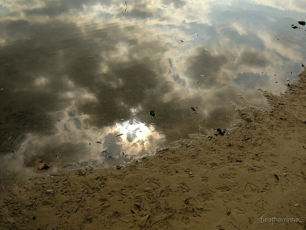 Lake of Clouds by heatherrinne