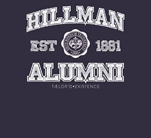 Hillman Alumni Kollection Mens V-Neck T-Shirt