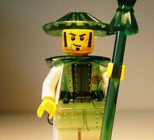 Ching Dynasty Chinese Warrior  by Customize My Minifig