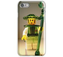 Ching Dynasty Chinese Warrior  iPhone Case/Skin