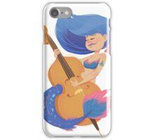 Sea Bassist iPhone Case/Skin