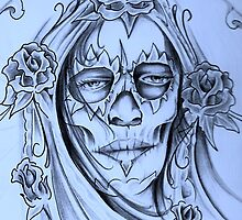 day of the dead. by Mark Reiss