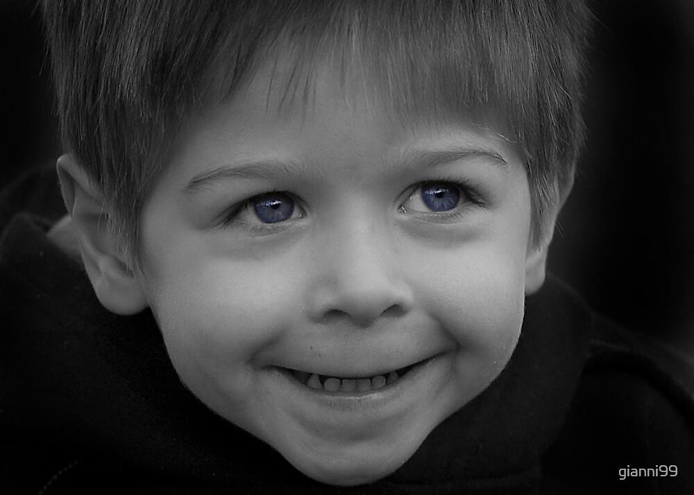 cheeky little boy  by gianni99