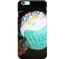 Colorful Cupcake with Sprinkles iPhone Case/Skin