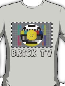 Brick TV Test Transmission  T-Shirt