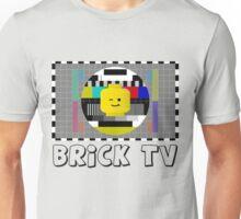 Brick TV Test Transmission  Unisex T-Shirt