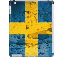 SWEDEN-2 iPad Case/Skin