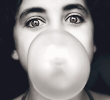 Bubble but not Red :) by Tony Elieh