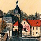 rotes Hütchen by HannaAschenbach