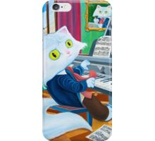Ludwig van Caathoven iPhone Case/Skin