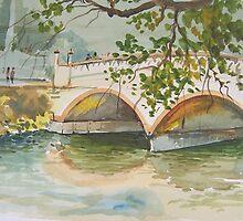 bridge by suresh pethe