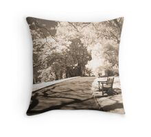 Acta es Fabula Throw Pillow