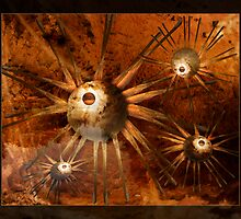 Infinite Future Chaos by MandinMelb