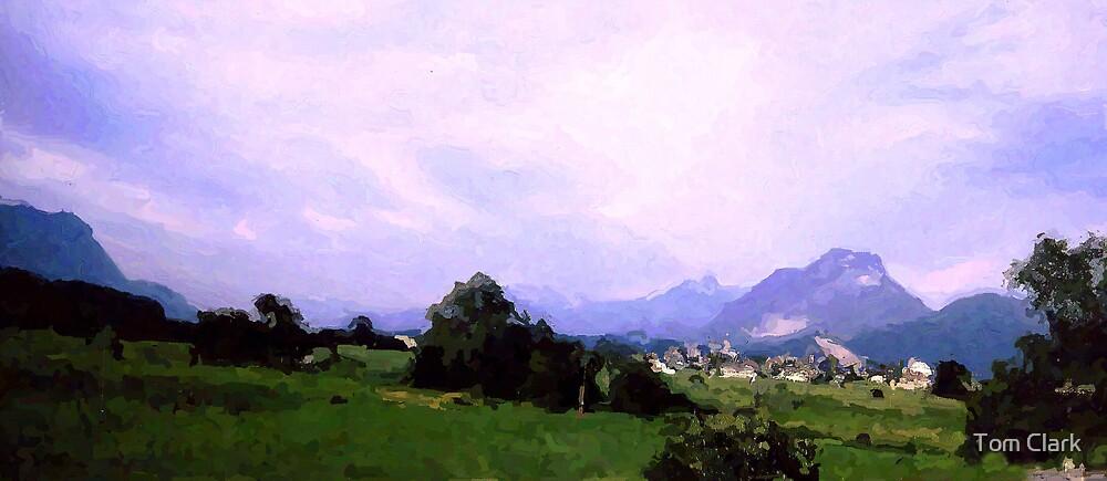 Worgel - Austria by Tom Clark
