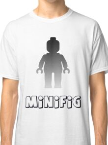 Minifig [Silver] Classic T-Shirt