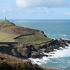 Cape cornwall and the sentinel. by britishphotos