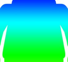Minifig [Rainbow 1]  Sticker