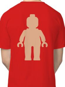 Minifig [Large Flesh Pink] Classic T-Shirt