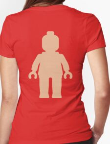 Minifig [Large Flesh Pink] T-Shirt