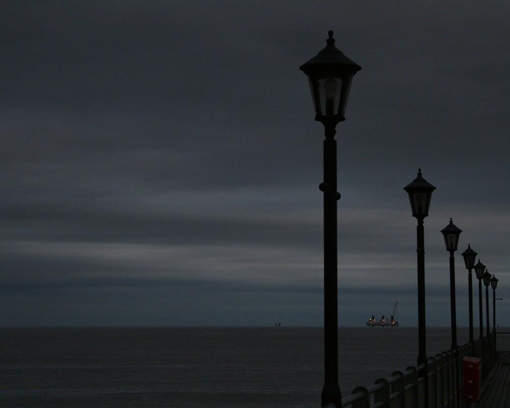 Near Dark by Dave Pearson