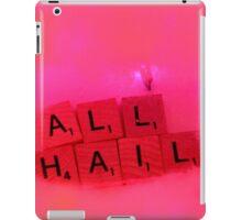 All Hail 2  iPad Case/Skin