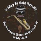 Duke Silver All Warmed Up In My Jazz by Raymond Doyle (BlackRose Design)