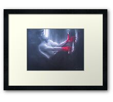 Monsters of Hope + 'History of madness' Framed Print