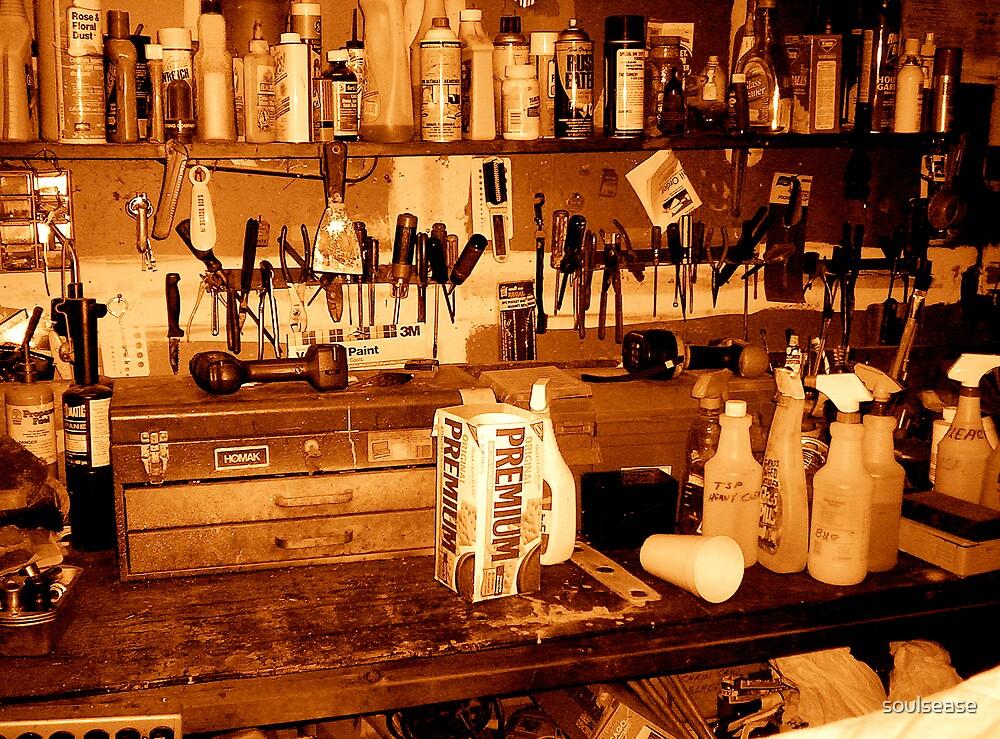 scotty's garage by soulsease