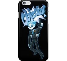Turntable Turnabout meets Ghost iPhone Case/Skin
