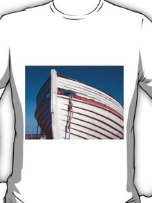 Prow of a wooden boat T-Shirt