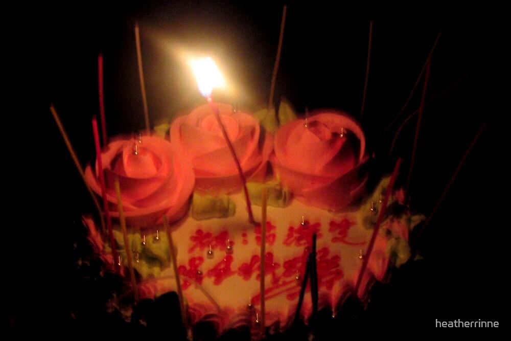 Happy Birthday Rei Hai Zhi by heatherrinne