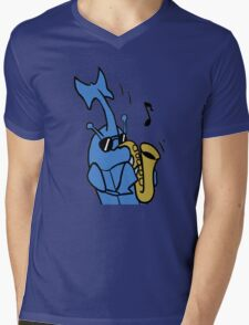 Heracross Used: Jazz Mens V-Neck T-Shirt