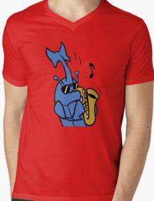 Heracross Used: Jazz Mens V-Neck T-Shirt