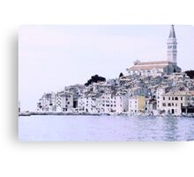 Rovin Old Town Canvas Print