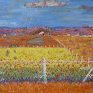 Sunflowers by Richard  Tuvey