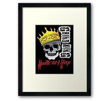 grind king Framed Print