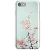 Spring happiness iPhone Case/Skin