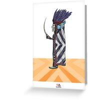 Romantus Collection: Morning Thunder Greeting Card
