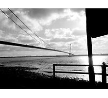 Humber Bridge Photographic Print
