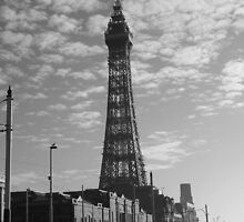 Blackpool Tower by barnsleysteve