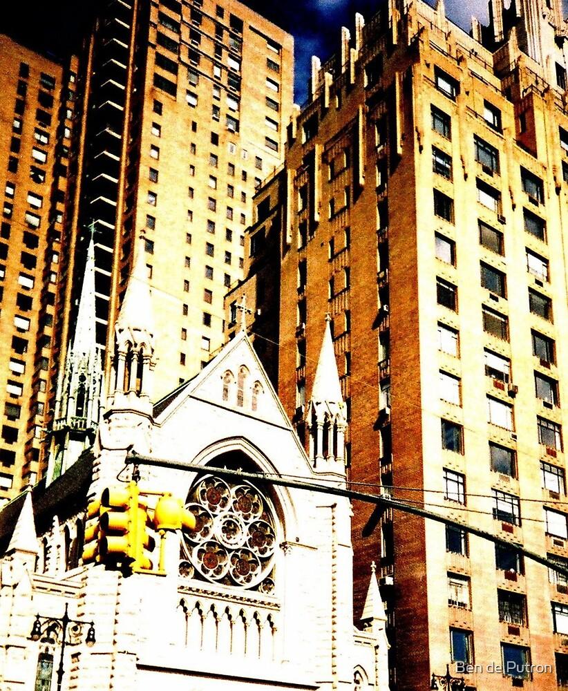 Church in the City by Ben de Putron