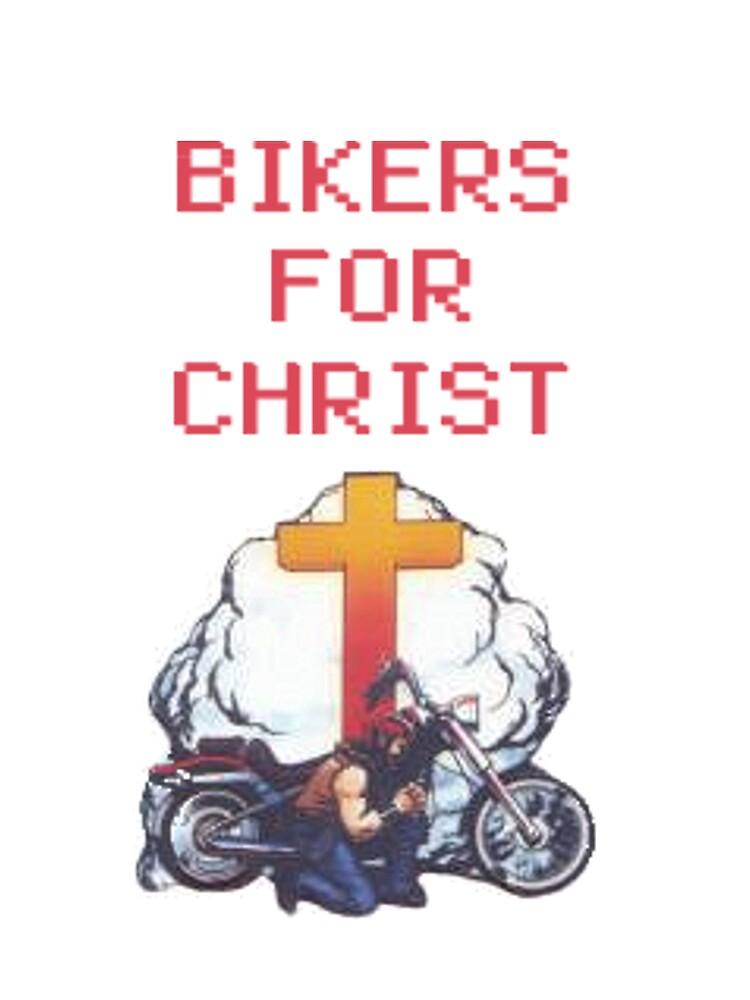 bikers for Christ by CheyenneLeslie Hurst