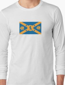 Flag of Halifax, Nova Scotia  Long Sleeve T-Shirt