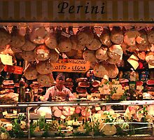 Ham and cheese man by jerry  alcantara