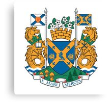 Halifax Coat of Arms  Canvas Print