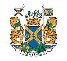 Halifax Coat of Arms  Photographic Print