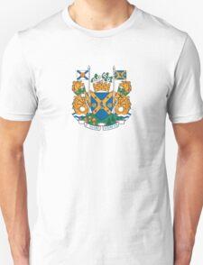 Halifax Coat of Arms  Unisex T-Shirt