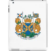 Halifax Coat of Arms  iPad Case/Skin