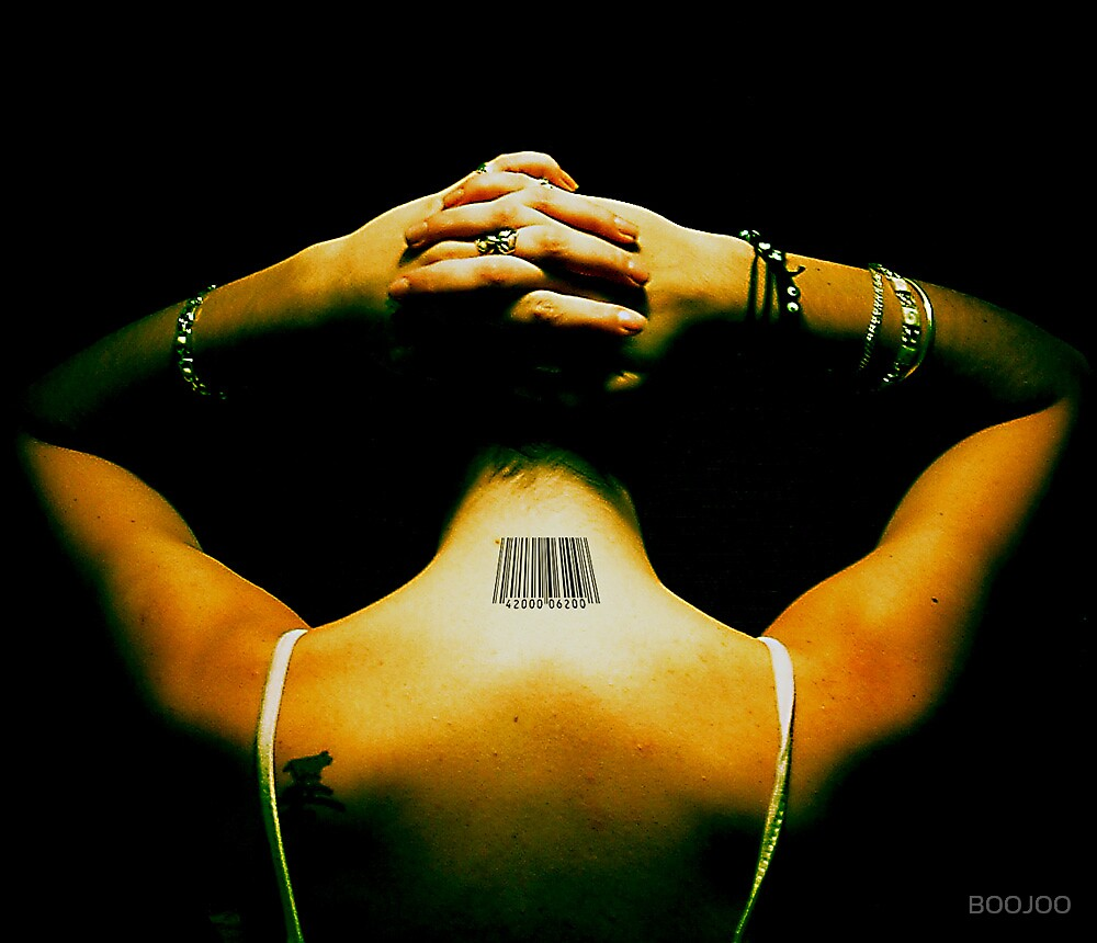 barcode by BOOJOO