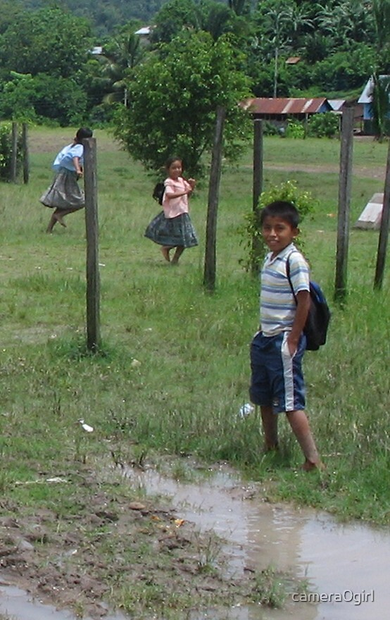 school, 3rd world country style by camera0girl